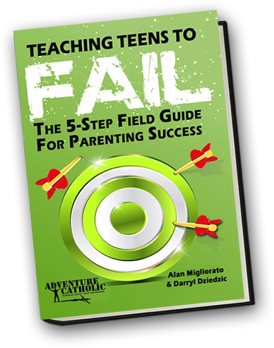 Teaching Teens To Fail Book