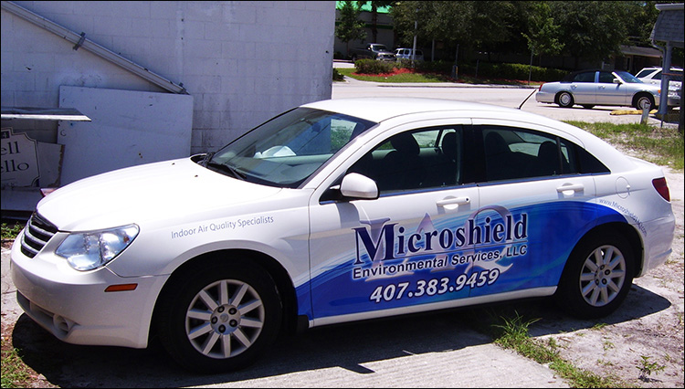 Sign-O-Saurus Custom Vehicle Graphics